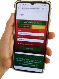 Para jugar loteria online hay que registrarse